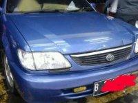 Toyota Soluna manual GLI 2001