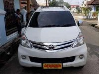 Toyota Avanza G AT 2013