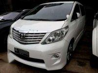 Toyota Alphard 2.4 2011