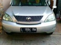 Jual Toyota Harrier 240G 2005