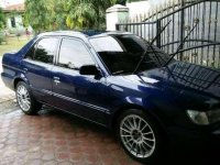 Toyota Soluna GLi MT Tahun 2000 Manual