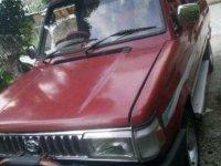 Toyota Kijang 1989 MPV