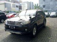 Toyota Fortuner G LUXURY 2.7 AT 2012 Bergaransi AstraWorld