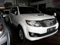 Toyota Fortuner G 2014 Automatic