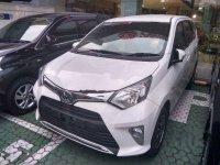 Jual mobil Toyota Calya 1.2 Manual 2018 Banten