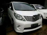 Jual Toyota Alpard S 2.4 tahun 2011