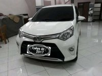 Jual Toyota Calya G MT 2017 Siap Grab