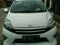 Jual Toyota Agya TRD Sportivo 2014 Bandar Lampung
