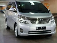 Toyota Vellfire Premium Sound 2.4 V th 2010
