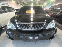 Toyota Harrier G 2009