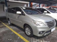 All new Toyota INNOVA G 2.0 Manual Tahun 2014