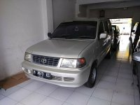Toyota Kijang LX-D 2000 MPV