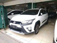 Jual cepat Toyota Yaris TRD Sportivo Heykers 2017 Hatchback