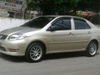 Toyota Vios 1.5 G MT 2004