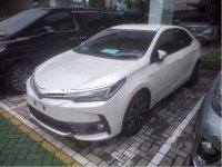 Toyota Corolla Altis V 2018 Sedan