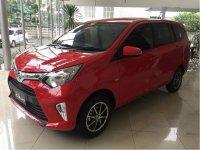 Jual mobil Toyota Calya 2018 Banten Manual