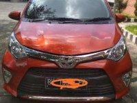 Toyota Calya G MT Tahun 2018 Manual