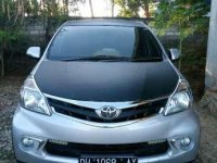 Toyota Avanza E MT Tahun 2012 Manual
