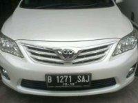 Toyota Corolla Altis 1.8 E 2013