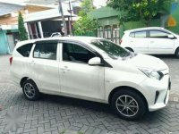 Jual Toyota Calya 1.2 Manual 2017 Low 2ribu km.