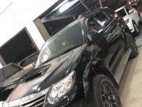Toyota Fortuner G 2014