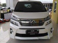 Toyota Vellfire ZG Premium Sound 2014