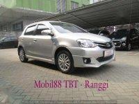 Toyota Etios G 1.2 2015