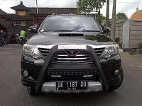Toyota Fortuner G AT Tahun 2014 Automatic