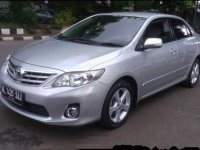 Toyota Corolla Altis G 2013 Sedan Automatic