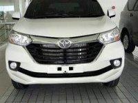 2018 Toyota Avanza G Basic Manual