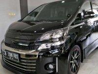 Toyota Vellfire Z 2013 Wagon