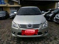 Toyota Kijang 2012 MPV