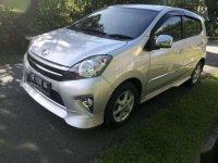 Dijual Toyota Agya TRD Sportivo 2016