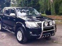 Toyota Hilux G 2013
