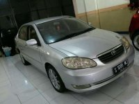 Toyota Corolla Altis G MT Tahun 2004 Manual