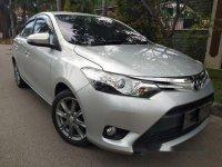 Toyota Vios VVTi 1.5 G AT 2015 Silver Metalik