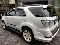 Toyota Fortuner TRD G Luxury 2012