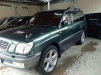Jual mobil Toyota Land Cruiser 2001 DKI Jakarta