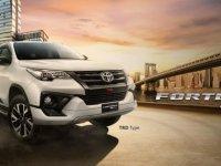 Daftar Harga Toyota Fortuner Oktober 2019