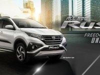 Daftar Harga Toyota Rush Terupdate