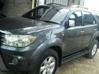 Jual Toyota Fortuner Manual 2009
