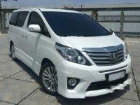 Toyota Alphard G G 2014 MPV