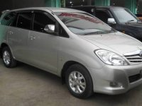 Toyota Kijang Innova V AT Tahun 2007 Automatic