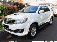 Toyota Fortuner G 2014 SUV
