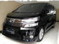 Toyota Vellfire ZG 2012 Wagon
