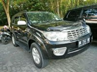 Toyota Fortuner G Luxury 2.7 AT bensin 2010 pajak baru