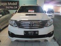 Toyota Fortuner G-TRD VNT Turbo 2013