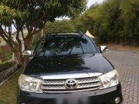 Toyota Fortuner G matic diesel 2011