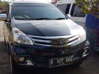 Jual Toyota Avanza G AT 2014 Akhir