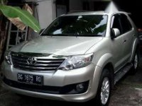 Toyota Fortuner 2012 manual km.70rb